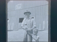 Farm Laborer & family