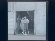 Metropolitan Oakland (10th St Market) during War Times