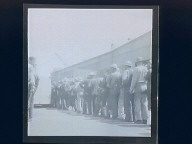 Richmond, Calif, Life on McDonald Ave, War Boom town. Ship Yard Workers