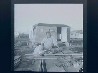 Shipyard Workers Housing and Nusery School Kids