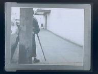 Last Ditch - Man w/Crutch