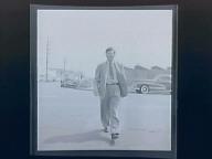 Paul Crossing the Street