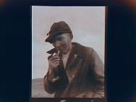 People (old man smoking a pipe)