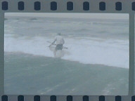 Steep Ravine -- John and Family on Beach