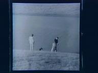 Paul, John's Family, at Monticello Dam, on a Sunday Picnic