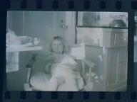 Leslie Barret Dixon, Grandchild, Aged 3, at 1163 on Sunday Morning