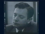 Martin Pulich in his Office (Also an interview with a defendant)