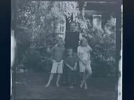 (Paul Taylor and grandchildren)