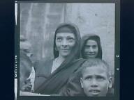 Woman & Children - Nile Village