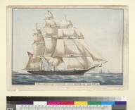"The American clipper ship ""Witch of the Wave"""