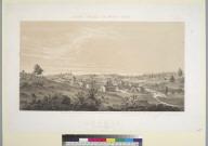 Angels, Calaveras County, Cal[ifornia], 1857