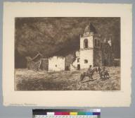 [San Carlos Borromeo Basilica, Carmel, California]
