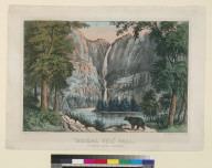 Bridal Veil Fall, Yosemite Valley, California