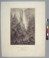 Bridal Veil Waterfall... Yosemite Valley, Mariposa County, Cal[iforni]a