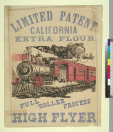 [Limited patent California extra flour]