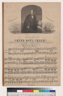 Musical bouquet: cheer, boys, cheer [Henry Russell, Charles Mackay L. L. D.]