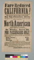 "[Clipper ship ""North American"" advertisement]"
