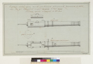 [Cross-section view of cannon]