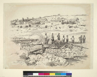 [Life at the mines, Park's Bar on the Yuba River, Yuba County, California in 1852]