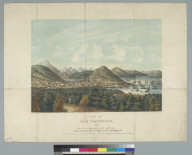 View of San Francisco [California], 1850...