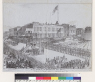 Execution of Hetherington and Brace: the murderers of Baldwin, Randall, West, and Marion, July 29th, 1856