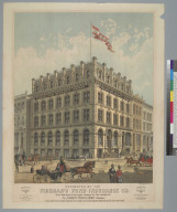 Fireman's Fund Insurance Co. [building], southwest corner of California and Sansome St[reet]s., San Francisco, Cal[ifornia]