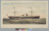 Pacific Mail Steam Ship Company's steamer Golden City