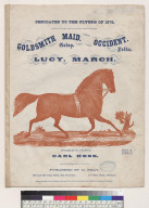Goldsmith maid galop, occident polka, lucy march [Carl Hess]