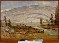 [Sierra Nevada landscape]