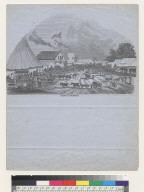 View of Hoboken [California?]