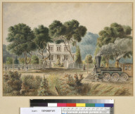 [Otto Bessler's house, Alameda County, California]
