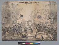 Earth Quakey Times, San Francisco [California], Oct[ober] 8, 1865