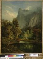 [Sentinel Rock, Yosemite California]