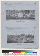 Ophir, Placer Co[unty]/View of Auburn, Placer Co[unty, California]