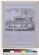 The May festival of the Turnverein Association, San Francisco [California]
