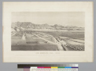 Los Angeles, Cal[ifornia] 1873