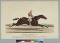 Mollie Mc Carthy, the racing queen of the Pacific Slope [horse]