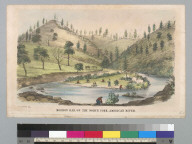 Mormon Bar on the North Fork [of the] American River [California]