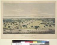 First annual encampment, of the second brigade, California Militia, Camp Allen, Encinal Alameda, October 1863, Brigadier-General John S. Ellis commanding