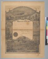 Society of California Pioneers of New England [certificate of membership]