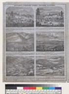 Hutchings' panoramic scenes, Northern California [and Oregon]