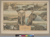 Scenes along the Northern Pacific Railroad, Western Division