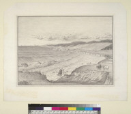 [North from Fisherman Bay to Gualala, Mendocino County, California]