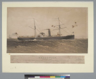 Oregonian [ship]: J. H. Briaid Commander
