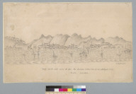 North west side view of Rio de Janeiro taken on the 24th day of April 1852, [Brazil] South America