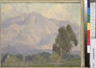 [California mountains]