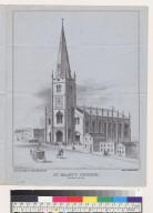 S[ain]t Mary's Church, San Francisco, California