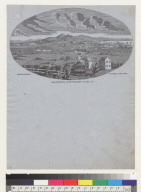 San Francisco [California] from Pleasant Valley, 1851