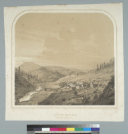 Scotts Bar, 1857, Siskiyou County, Cal[ifornia]