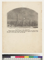 Shipment of the prisoners... by the Vigilance Committee of San Francisco [California] at two o'clock A.M. June 5th, 1856